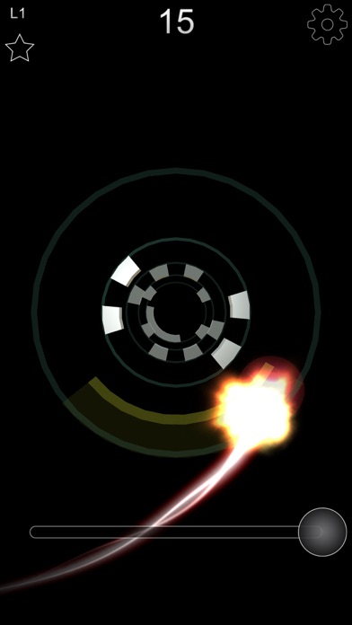 Screenshot #3 pour Flying Comet