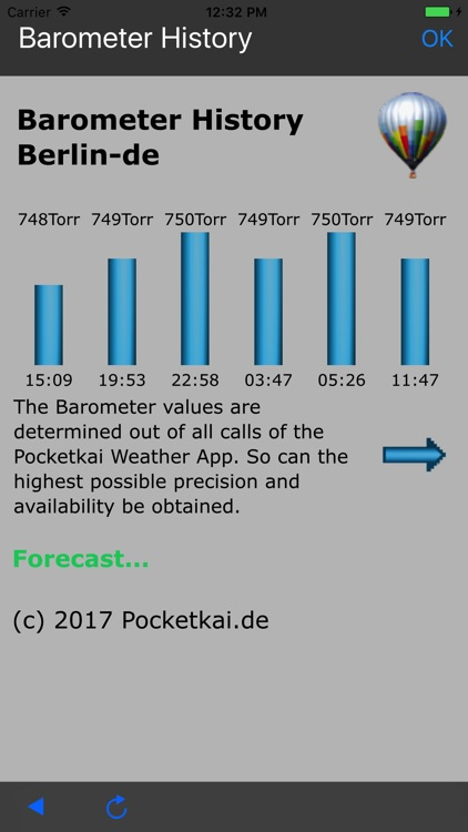 Barometer antique screenshot-3