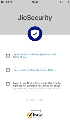 JioSecurity on the App Store