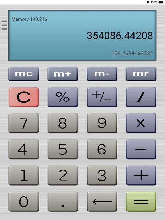 Plus Calculator screenshot 4