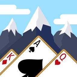 Three Peak Solitaire
