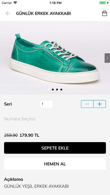 Mehmet Bilen Shoes screenshot-3