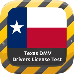 Texas DMV Drivers License Handbook Test & TX Study