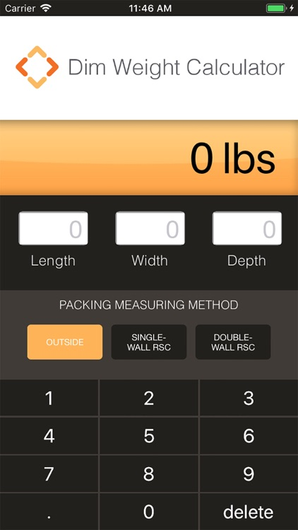 DIMCalc by Ernest Packaging Solutions