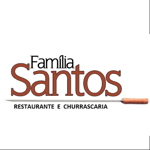 Família Santos application logo