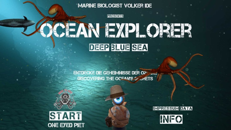 OCEAN EXPLORER - SEA LIFE.OEP screenshot-0