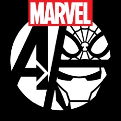 marvel comics ipad