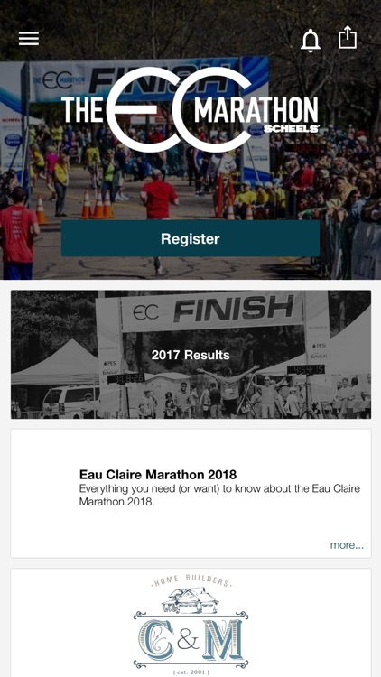 Eau Claire Marathon screenshot-0