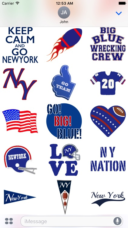 New York Football NFC