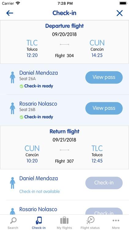 Interjet screenshot-3