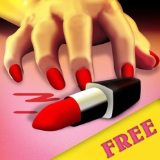 Activities of Lipstick Finger Crash : The lady pink knife dance game - Free Edition