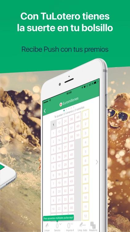 TL: Loterias y Apuestas Estado screenshot-3