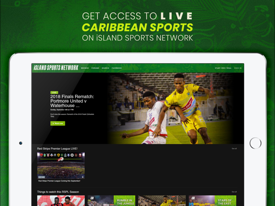 Island Sports Network | App Price Drops