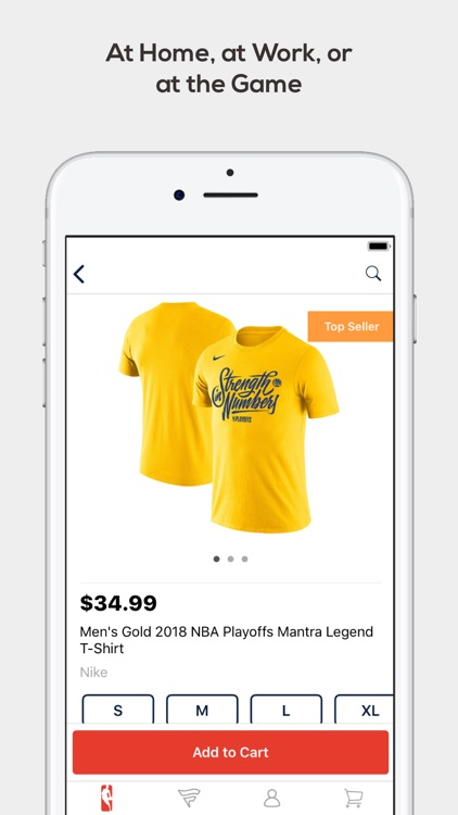 Fanatics NBA Shop screenshot-3