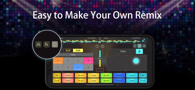 DJ Mixer Studio:Remix Music on the App Store