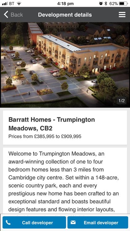 SmartNewHomes: New Build Homes screenshot-4