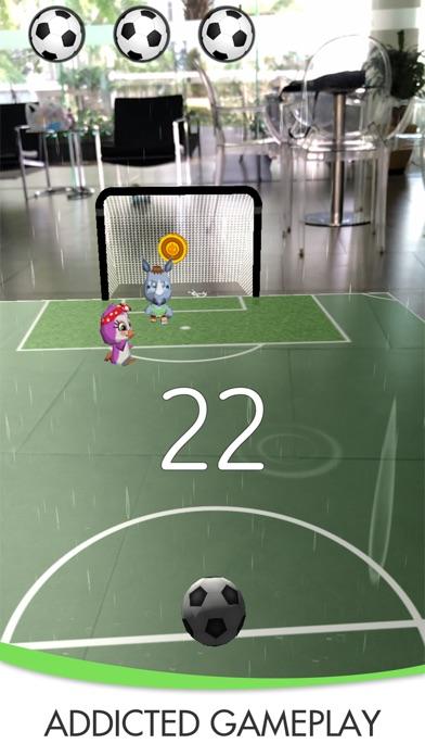 AR Soccer Strike : ARKit Games screenshot 3