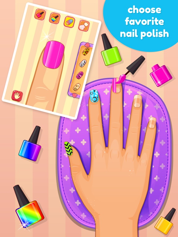 Nail Art Designer No Ads App Voor Iphone Ipad En Ipod Touch