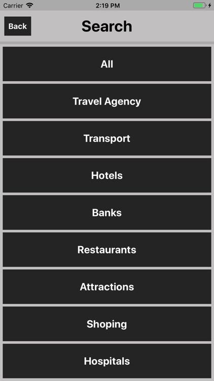 Metro and Subway Maps screenshot-4