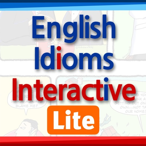 English Idioms Interactive HD Lite