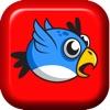 Flappy Blue Bird Original- A clumsy Bird's impossible journey