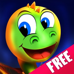 Rocking Surf Dinosaur : The Fire Lava River Prehistoric Journey - Free
