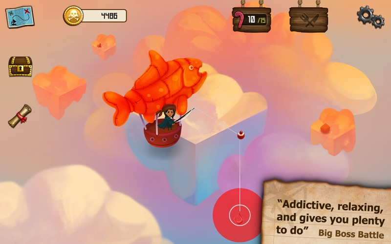 Rule with an Iron Fish screenshot 2