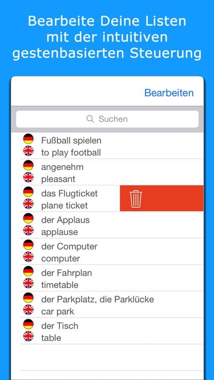 9 Min Dänisch Wörterbuch screenshot-4