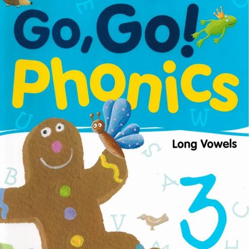 Go Go Phonics 3自然拼读拼音 -经典拼读课程