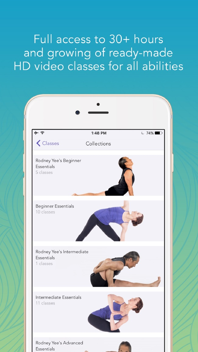 Yoga Studio: Mind & Body Screenshot