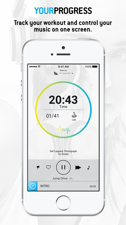 GOLD'S AMP: Cardio & Strength screenshot-4