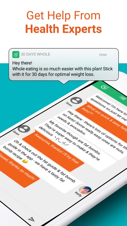 30 Day Whole Foods Meal Plan screenshot-4