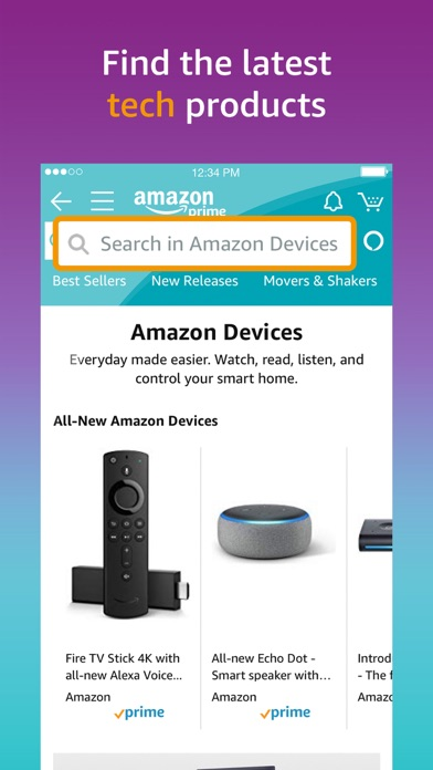 download Amazon - Shopping made easy