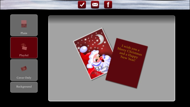 Magical xMas Cards screenshot-3