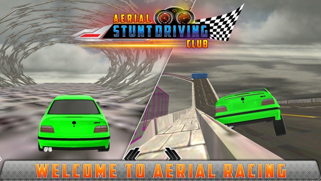 Aerial Stunt Driving Club