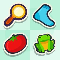 Find Stuff - doodle match