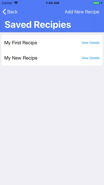 EO Recipes
