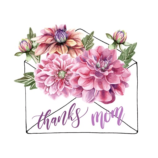 Watercolor Mother's Day Pack icon