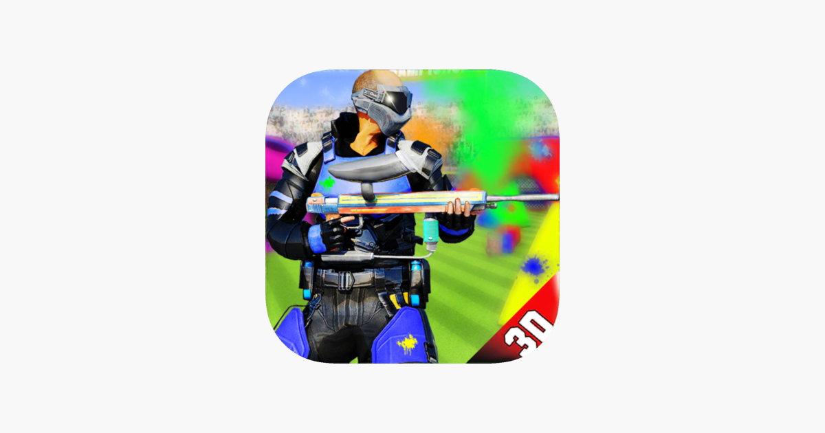Paintball Shooting Club 2018 En App Store