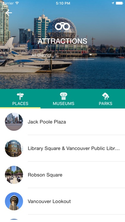 Vancouver Travel Pangea Guides screenshot-1