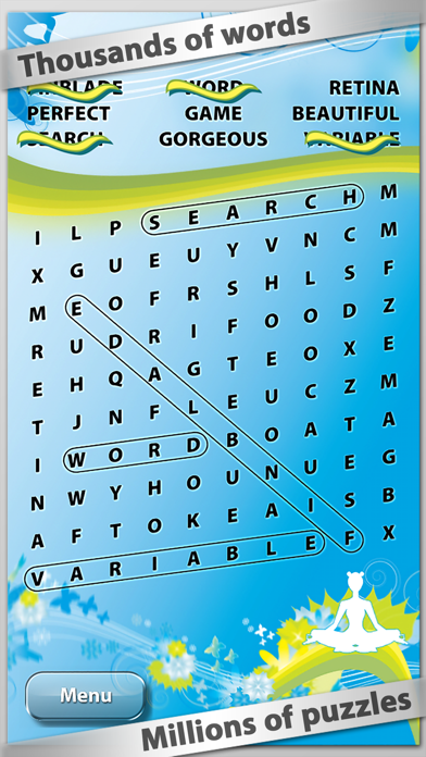 WordSearch screenshot1