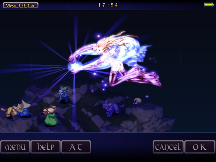 FINAL FANTASY TACTICS: THE WAR OF THE LIONS (iPad) screenshot-4