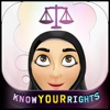 إعرفي حقوقك Know Your Rights