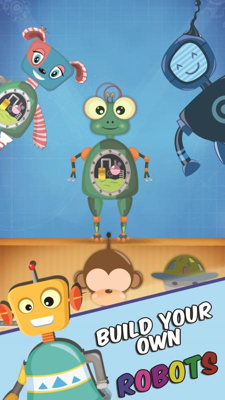 Enjoyable Robot Games For Preschool Kids Online Game Hack And Cheat Download Free Architecture Designs Rallybritishbridgeorg