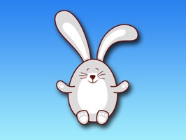 Lovely Bunny Stickers