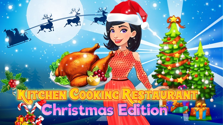 Kitchen Cooking Restaurant screenshot-3