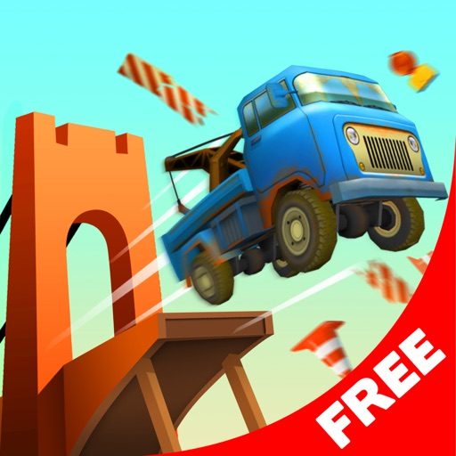 Bridge Constructor Stunts! iOS App