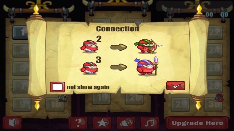 Pocket Ninja-free screenshot-3