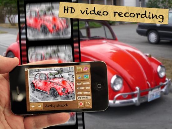 Pencil Camera HD Screenshots