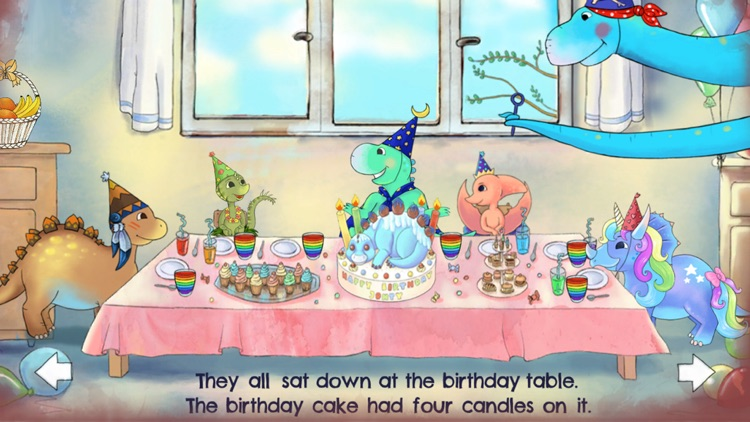 Jonty The Dinosaur's Birthday screenshot-3